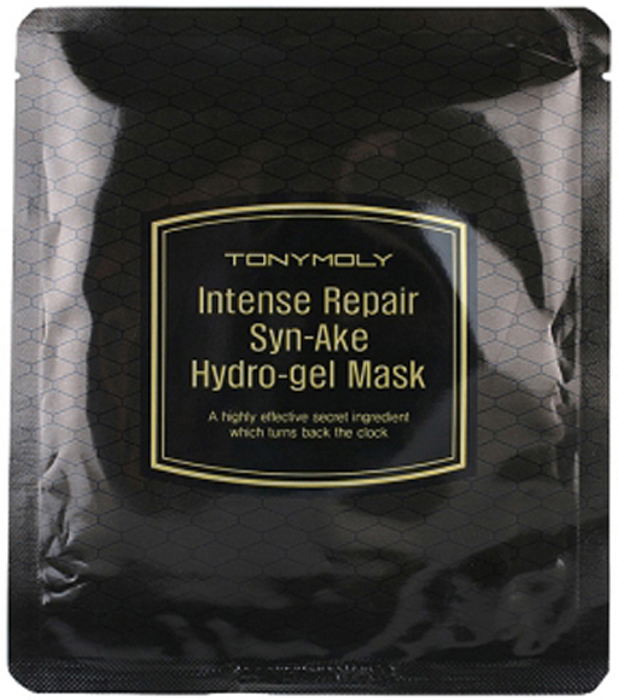TonyMoly Гидрогелевая маска Intense Care Syn-Ake Hydro-Gel Mask, 25 гр