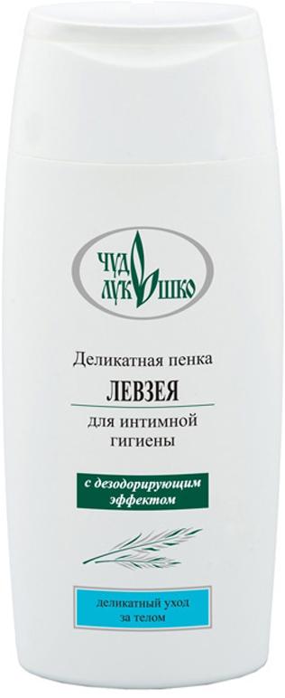 Чудо Лукошко Деликатная пенка для интимной гигиены Левзея С дезодорирующим эффектом, 220 мл110301Деликатное и эффективное средство ухода зателом. Не содержит щелочных компонентов. Мягкаямоющая основа бережно и полноценно очищает иуспокаивает кожу, поддерживает оптимальный pH- баланс, дезодорирует, интенсивно увлажняет,надолго сохраняет ощущение чистоты, свежести икомфорта. Левзея тонизирует и восстанавливаеткожу, активизирует водно-солевой и кислородныйобмен в клетках. Экстракт и эфирное маслоапельсина – сильные увлажнители, предупреждаютсухость, успокаивают кожу. Пенкапрекраснопенится, легко смывается, обеспечиваетполноценный уход.