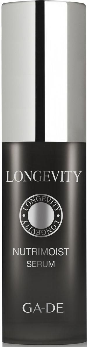 GA-DE Сыворотка для лица Longevity Nutrimoist, 30 мл тональные кремы ga de стойкий тональный крем longevity spf 20 502 тон