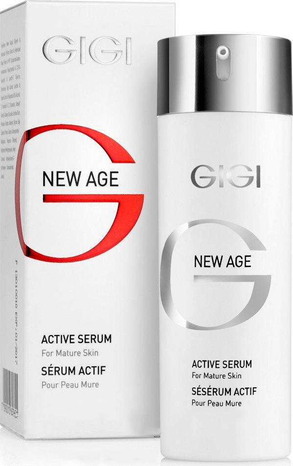 GIGI Активная сыворотка New Age, 30 мл скраб для лица и тела gigi gigi mp002xw0zz64