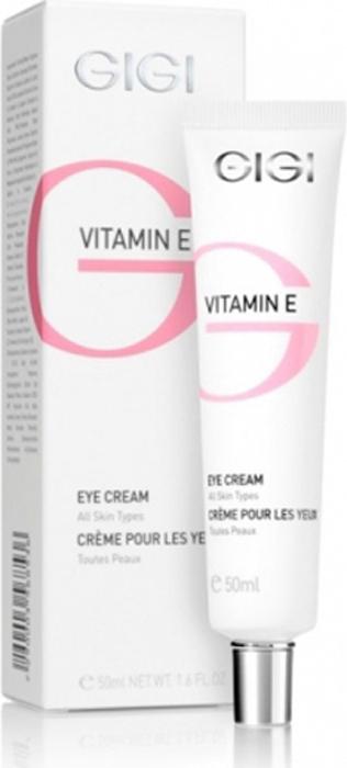 GIGI Крем для век Vitamin E, 50 мл200Питательный и укрепляющий крем в виде легкой эмульсии легко и быстро усваивается нежной и тонкой кожей век. Витамин Е содержится в высокой концентрации в микрокапсулах, в связи с чем проникает глубоко в эпидермис и, постепенно высвобождаясь, оказывает пролонгированное антиоксидантное действие. Укрепляет стенки сосудов, улучшает микроциркуляцию, устраняя отечность и пастозность век. Гиалуроновая кислота и мочевина увлажняют и обновляют кожу век. Пантенол и аллантоин успокаивают, регенерируют и снимают следы усталости и раздражения.