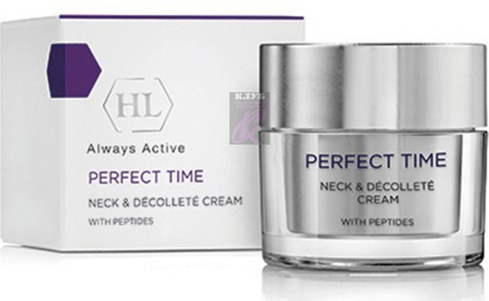 Holy Land Крем для шеи и декольте Perfect Time Neck and Decollete Сream, 50 мл holy land whitening cream купить