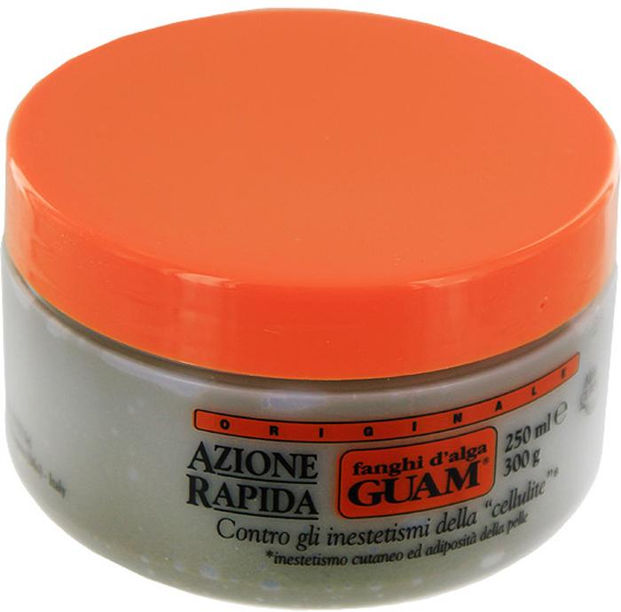 Маска антицеллюлитная Guam, активная, 250 мл1230Мака Lacote Guam является аналогом антицеллюлитной горячей маски, но интенсивнее по степени воздействия из-за более высокой концентрации термоактивных ингредиентов, что значительно сокращает время процедуры обертывания. Рекомендуется для проведения Горячего экспресс-обертывания.Активные компоненты выравнивают кожный рельеф при целлюлите, уменьшают объемы и укрепляют кожу. Экстракты водорослей в сочетании с фитокомплексом и эфирными маслами способствуют расширению сосудов, активизации обменных процессов, усилению расщепления жиров, выведению из тканей токсинов, шлаков и повышению тургора кожи.Применение: наносить на зоны ягодиц и бедер тонким слоем на предварительно очищенную кожу, обернуть пленкой (не прилагается), держать 15 минут, для усиления эффективности укрыться пледом, снять пленку и смыть водой, завершить процедуру нанесением на кожу антицеллюлитного геля или крема. Рекомендуемый курс: 3 дня подряд, затем интервал между процедурами 2-3 дня; всего проводить 10-15 процедур. Противопоказания: варикозное расширение вен, сосудистая патология, беременность. Не наносить на зону живота и талии! Характеристики:Объем: 250 мл.Производитель: Италия.Артикул:0107.Товар сертифицирован.