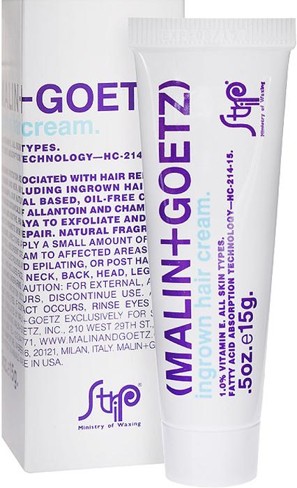 Malin+Goetz Крем для лица и тела, против вросших волос, 15 г элидел крем 1% 15 г