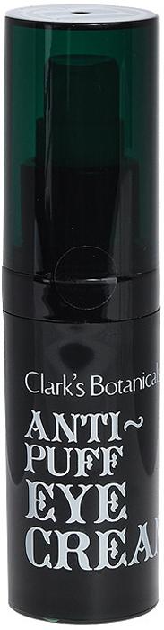 Clarks Botanicals Крем против отеков под глазами, 15 млCB005Крем с высокой концентрацией активных биологических компонентов и витаминов, направлен на борьбу с перманентными отеками вокруг глаз, темными кругами и морщинами в этой зоне. Крем выравнивает, смягчает и восстанавливает кожу благодаря витаминам А, Е, изофлавону, тогда как витамин К отбеливает темные круги под глазами. Характеристики:Объем: 15 мл. Производитель: США. Товар сертифицирован.