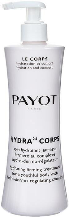 Payot Средство для сохранения молодости кожи тела, увлажняющее и укрепляющее, 400 мл кремы payot средство для повышения упругости кожи payot уход за телом