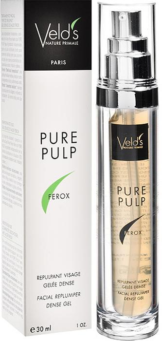 Velds Гель Pure Pulp для лица, супер-увлажняющий, восстанавливающий, 30 мл760108930346Гель для лица Velds Pure Pulp прозрачного цвета подходит для всех типов кожи и преобразует текстуру, тон и яркость кожи при помощи мгновенного воздействия, для последующего преображения. Характеристики:Объем: 30 мл. Производитель: Франция. Артикул: 760108930346. Товар сертифицирован: