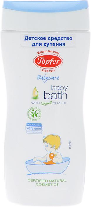 """Детское средство для купания """"Topfer Babycare"""", 200 мл"""