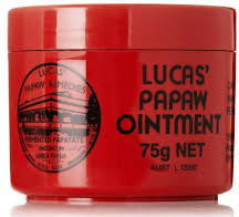 Lucas Papaw Бальзам для губ Ointment, 75 г sumifun 100% original 19 4g red white tiger balm ointment thailand painkiller ointment muscle pain relief ointment soothe itch