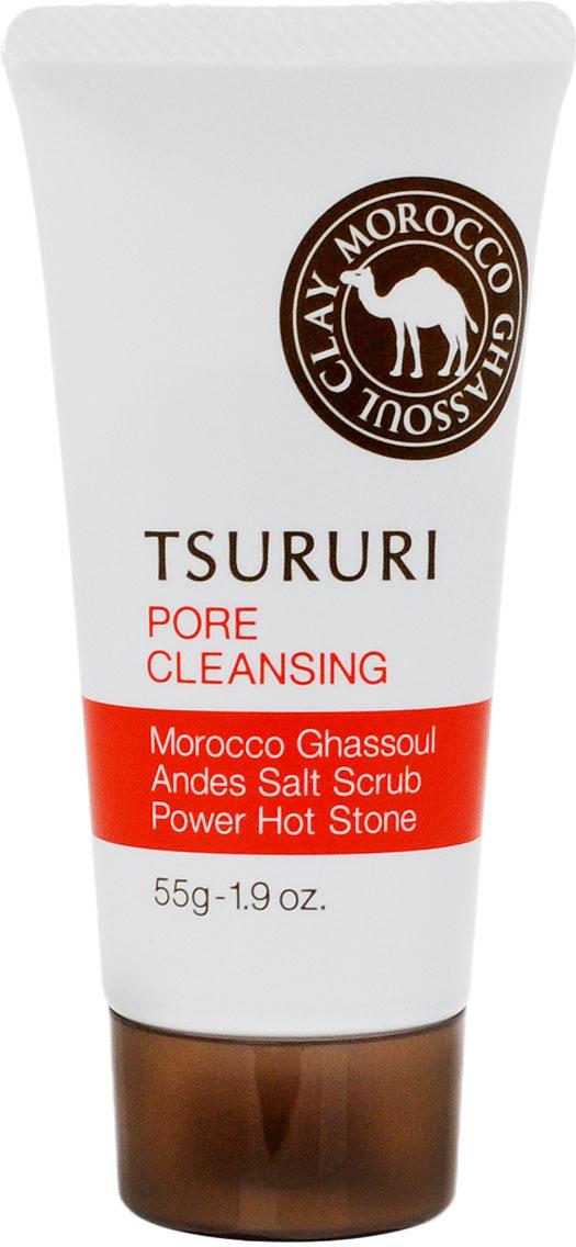 BCL Крем для лица Tsururi, очищающий поры, с термоэффектом, 55 г046448Крем эффективно очищает поры, растворяет сальные пробки и черные точки, делает кожу чистой и гладкой.Механизм действия крема: цеолит, входящий в состав средства, оказывает тепловой эффект, способствует раскрытию пор, затем адсорбирующие компоненты (вулканическая глина и активированный уголь) проникают внутрь, впитывая в себя продукт выделения сальных желез, составляющий закупорку пор. Благодаря этому поры очищаются, затем после умывания стягиваются. Скраб из мелких частиц активированного угля и каменной соли отшелушивает ороговевшие участки кожи. Кожа становится свежей и шелковистой. Активные компоненты:- лканическая глина Гассуль прекрасно очищает поры от загрязнений, обладает выраженным антисептическим и противовоспалительным действием, насыщает кожу микроэлементами. - Цеолит способствует раскрытию пор, захватывает продукт выделения сальных желез и прочно запирает их в своей структуре. В конце процедуры вы просто смываете водой цеолит, удерживающий в себе эти вещества.- Гиалуроновая кислота и экстракт грейпфрута увлажняют.- Экстракты гамамелиса и мяты стягивают поры.- Ментол придает ощущение свежести после удаления загрязнений.Обладает сладким цитрусовым ароматом.Товар сертифицирован.