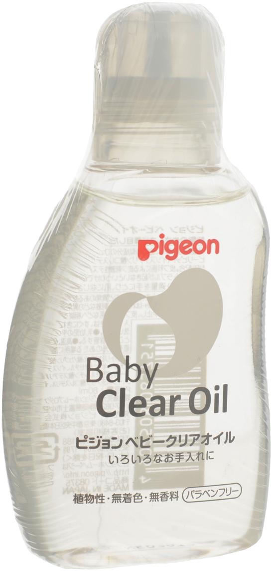 PIGEON Масло увлажняющее детское 80мл334900930/08375Детское масло Pigeon изготовлено из компонентов растительного происхождения, идеально подходит для ухода за кожей при смене подгузников, а также для ухода за носом, ушами и пупком.Основные особенности: подходит для малышей с первых дней жизни; содержит увлажняющие компоненты, придающие коже шелковистость; не содержит минеральных масел, красителей, ароматизаторов, парабеновых консервантов. Пройдены тесты на возможные аллергические реакции.