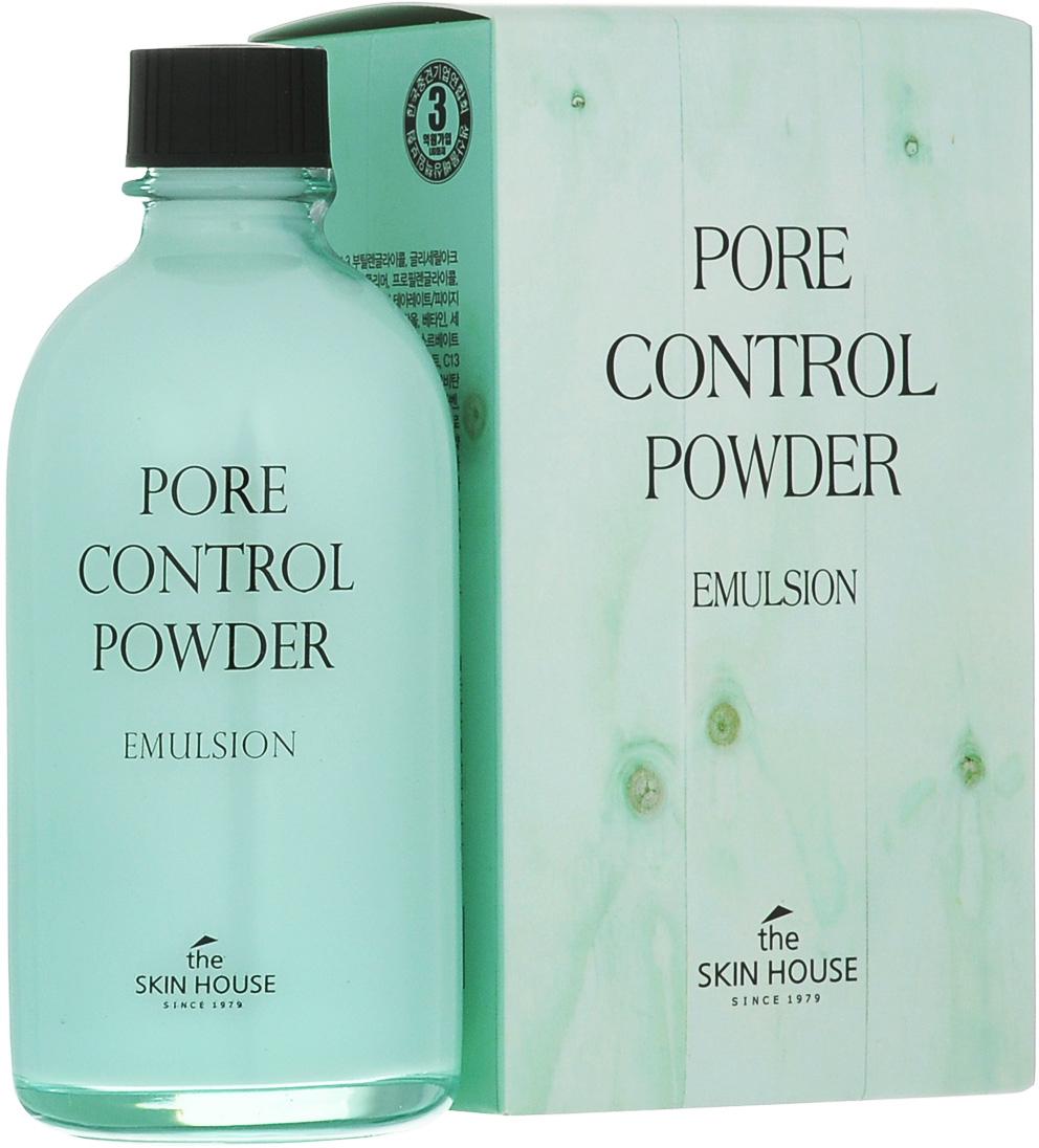 The Skin House Эмульсия Pore control powder, 130 мл the skin house эмульсия для очистки и сужения расширенных пор 130мл