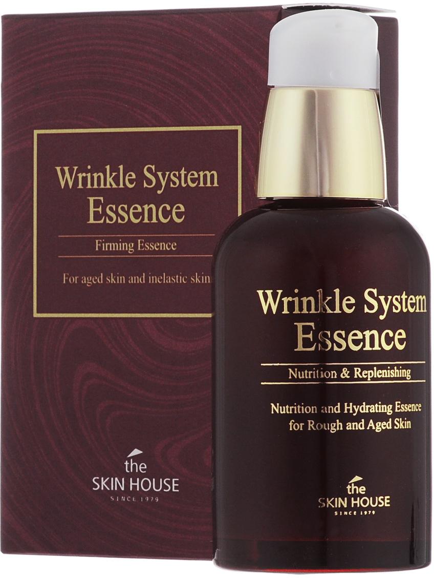 The Skin House Антивозрастная сыворотка с коллагеном, 50 мл the skin house wrinkle system essence антивозрастная сыворотка с коллагеном 50 мл