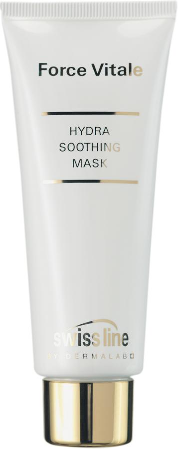 Swiss Line Force Vitale Увлажняющая успокаивающая маска для лица, 75 мл1111Эта восхитительная маска — интенсивная бальнеопроцедура для вашей кожи. Обладает легчайшей кремообразной текстурой и нежнейшим ароматом. Маска способствуют мгновенному восстановлению необходимого уровня увлажненности кожи. Всего за несколько минут исчезают сухость и стянутость кожи, появляется ощущение полного комфорта, кожа приобретет здоровое сияние. Уже после первого применения значительно улучшается цвет лица! Маска придаст вам свежий отдохнувший вид.