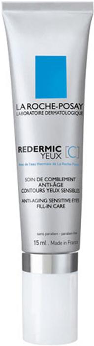 La Roche-Posay Средство для контура глаз Redermic 35-55 лет [C], 15 млM5479300Инновация: лаборатории La Roche-Posay разработали формулу для чувствительной кожи вокруг глаз, включающую Витамин С в высокой концентрации, хорошо известный своей эффективностью.Чувствительной коже необходим особый уход, который комплексно воздействует на признаки старения и обладает высокой переносимостью для чувствительной кожи. Поверхностные морщинки разглаживаются. Глубокие морщины корректируются. Взгляд становится более сияющим.
