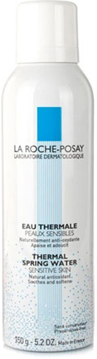 La Roche-Posay Термальная вода Thermal Water, 150 мл17171217Увлажняет кожу, нейтрализует свободные радикалы, замедляет процессы старения клеток, защищает от излучения UV-лучей, успокаивает раздражение кожи, оказывает ранозаживляющее и противовоспалительное действие, устраняет зуд и смягчает кожу.