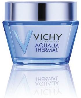 Vichy Легкий крем Aqualia Thermal Динамичное увлажнение, 50 мл vichy aqualia thermal аква гель дневной спа ритуал 75 мл