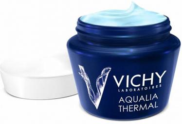Vichy Крем-гель Aqualia Thermal Ночной Спа-ритуал, 75 мл vichy aqualia thermal аква гель дневной спа ритуал 75 мл