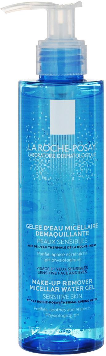 """La Roche-Posay Гель мицеллярный очищающий для чувствительной кожи лица """"Physiological Cleansers"""" 195 мл"""