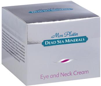 Mon Platin DSM Крем для кожи вокруг глаз и шеи 50 мл mon platin dsm увлажняющий крем для сухой кожи 50 мл