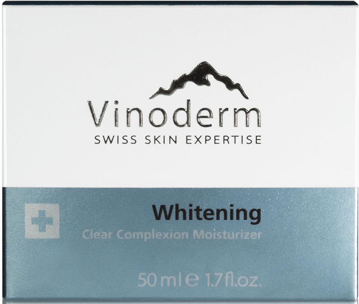 Vinoderm Комплекс осветляющий Whitening для улучшения цвета лица 50мл шеат иврит купить