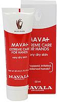 Средство Mava+ для сухой кожей рук, 50 мл07-274Это средство при нанесении на кожу образует пленку, которая обеспечивает постоянное увлажнение и защиту кожи от холода, ветра и других повреждающих факторов.В состав средства входят растительные экстракты, в частности масло семян подсолнечника, которые качественно усиливают естественную защиту кожи, успокаивают раздраженную, покрасневшую и растрескавшуюся кожу. Экстракт масляного дерева восстанавливает поврежденную кожу, смягчает и питает ее.При применении крема кожа успокаивается, становится мягкой и гладкой. Подходит для чувствительной кожи, не содержит отдушек. Характеристики: Объем: 50 мл. Производитель: Швейцария. Артикул: 929.14.Товар сертифицирован.Как ухаживать за ногтями: советы эксперта. Статья OZON Гид