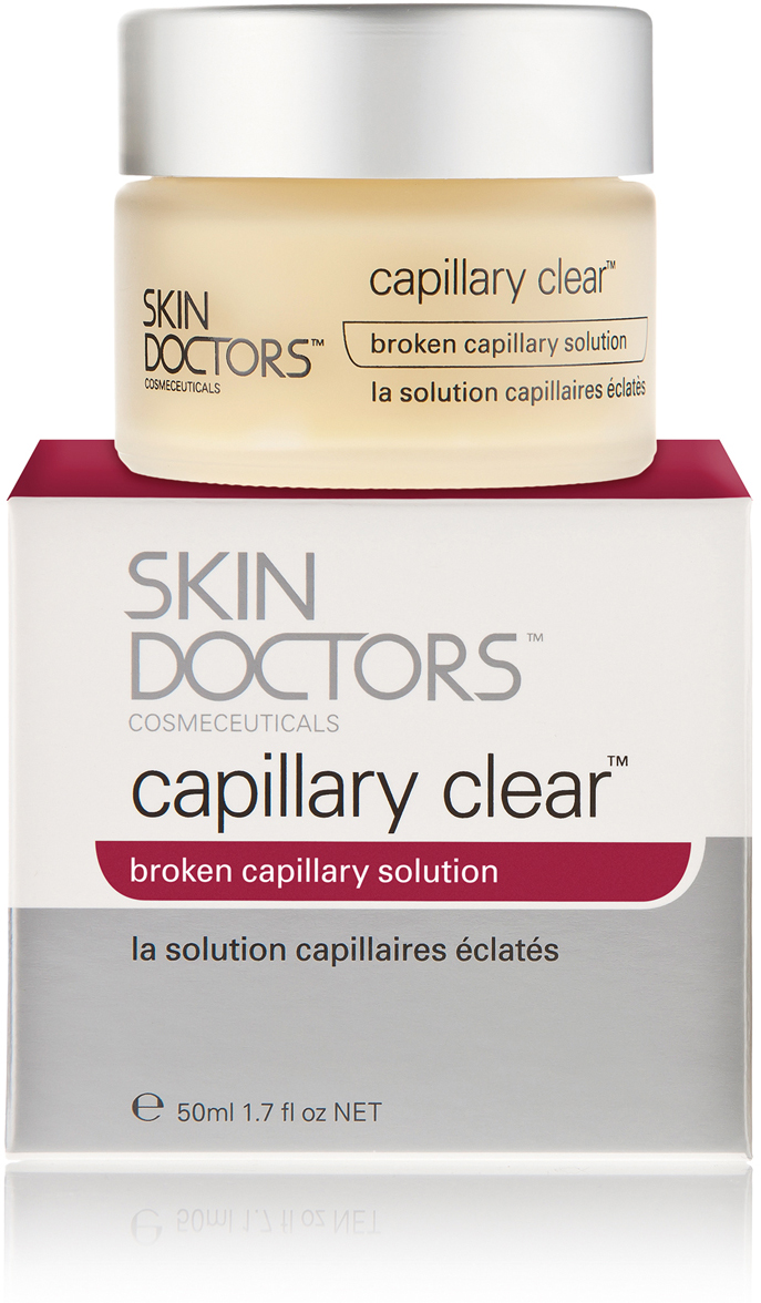 Skin Doctors Крем для кожи Capillary Clear с проявлением купероза, 50 мл обувь doctors