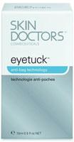 Skin Doctors Крем для уменьшения мешков и отечности под глазами Eyetuck, 15 мл2530Эта совершенная, необычайно действенная космецевтическая формула была разработана специально для безболезненного устранения мешков под глазами в домашних условиях. Крем для уменьшения мешков и отечности под глазами Eyetuck не только сделает кожу под глазами более гладкой и упругой в течение всего нескольких недель, но и обеспечит ей хороший уход благодаря содержанию ряда естественных питательных компонентов, в том числе абрикосового масла и экстракта масляного дерева!Характеристики: Объем: 15 мл. Производитель: Австралия. Артикул: 2530.Товар сертифицирован.