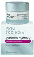 Skin Doctors Обновляющий крем против морщин и видимых признаков увядания кожи лица Gamma Hydroxy, 50 мл2510Обновляющий крем против морщин и видимых признаков увядания кожи лица Gamma Hydroxy представляет третье поколение препаратов для обновления поверхности кожи. Он успешно объединяет гидроксидные кислоты типа альфа (АНА) и бета (BHA), в результате чего получается исключительно сильнодействующий, многофункциональный, одноступенчатый препарат, обновляющий поверхность кожи. Интенсивное обновление и восстановление кожи может помочь при следующих проблемах:морщины;последствия нарушения пигментации;угревая сыпь, угри с белыми и черными головками;тусклая усталая кожа;сухая или жирная кожа;вросшие волосы; расширенные, открытые поры. Характеристики: Объем: 50 мл. Производитель: Австралия. Артикул: 2510.Товар сертифицирован.