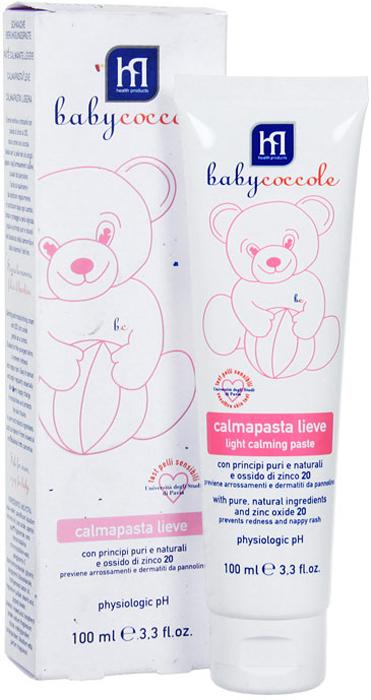 Крем под подгузник Babycoccole. The Change, легкий, 100 мл косметика для новорожденных babycoccole крем легкий увлажняющий 100 мл