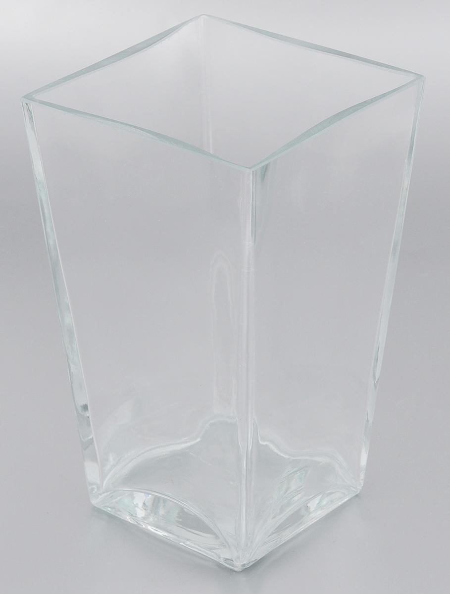 Ваза Pasabahce Botanica, высота 19,5 см80139BВаза Pasabahce Botanica, выполненная из натрий-кальций-силикатного стекла, сочетает в себе изысканный дизайн с максимальной функциональностью. Такая ваза придется по вкусу и ценителям классики, и тем, кто предпочитает утонченность и изысканность.Можно мыть в посудомоечной машине. Размер вазы по верхнему краю: 11,5 х 11,5 см.Высота: 19,5 см.