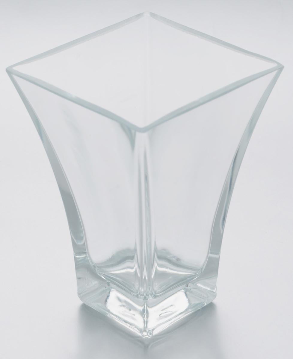 Ваза Pasabahce Botanica, высота 14 см. 80147B ваза керамическая 14 х 9 х 30 см