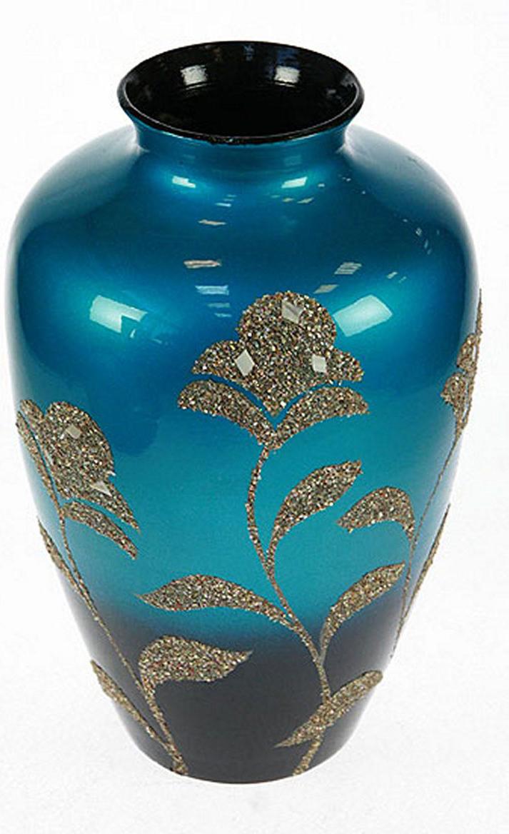 Ваза Русские Подарки, высота 28 см. 14907 ваза русские подарки винтаж высота 31 см 123710