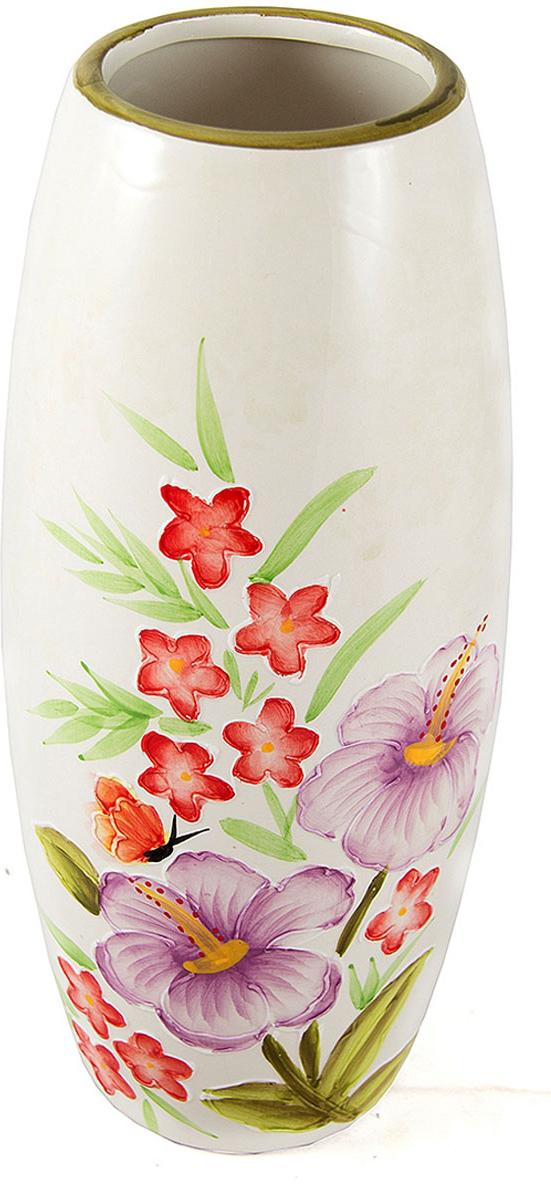 Ваза Русские Подарки, высота 30 см. 214549 ваза селадон династия мин 30 х 30 х 56 см