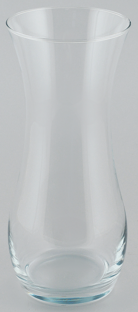 Ваза Pasabahce Flora, высота 25,5 см. 43737/ ваза pasabahce ботаника цвет прозрачный 20 см 80139slb