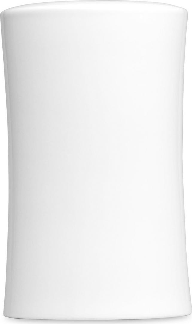 Ваза BergHOFF Concavo, цвет: белый, высота 18,7 см1693675Ваза BergHOFF Concavo - элегантная ваза выполненная из фарфора белого цвета, послужит отличным дополнением к интерьеру вашего дома. Необычный дизайн вазы делает этот предмет не просто сосудом для цветов, но и оригинальным сувениром, который радует глаз и создает настроение. Окружая себя красивыми вещами, вы создаете в своем доме атмосферу гармонии, тепла и комфорта.