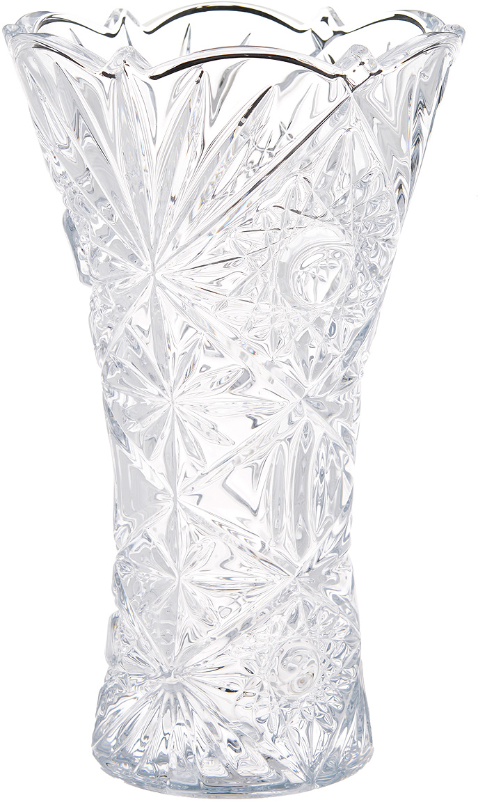Ваза Crystalite Bohemia Тукана-Миранда, высота 20,5 см ваза 30 см crystalite bohemia ваза 30 см