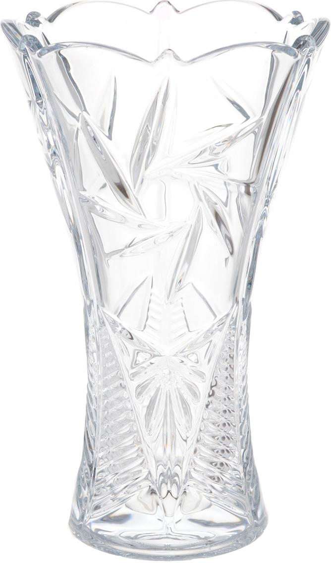 Ваза Crystalite Bohemia Пинвил, высота 20,5 см89001/0/99030/205Изящная ваза Crystalite Bohemia Пинвил изготовлена из прочного утолщенного стекла кристалайт. Она красиво переливается и излучает приятный блеск. Ваза оснащена оригинальным рельефным орнаментом и неровными краями, что делает ее изящным украшением интерьера. Ваза Crystalite Bohemia Пинвил дополнит интерьер офиса или дома и станет желанным и стильным подарком.