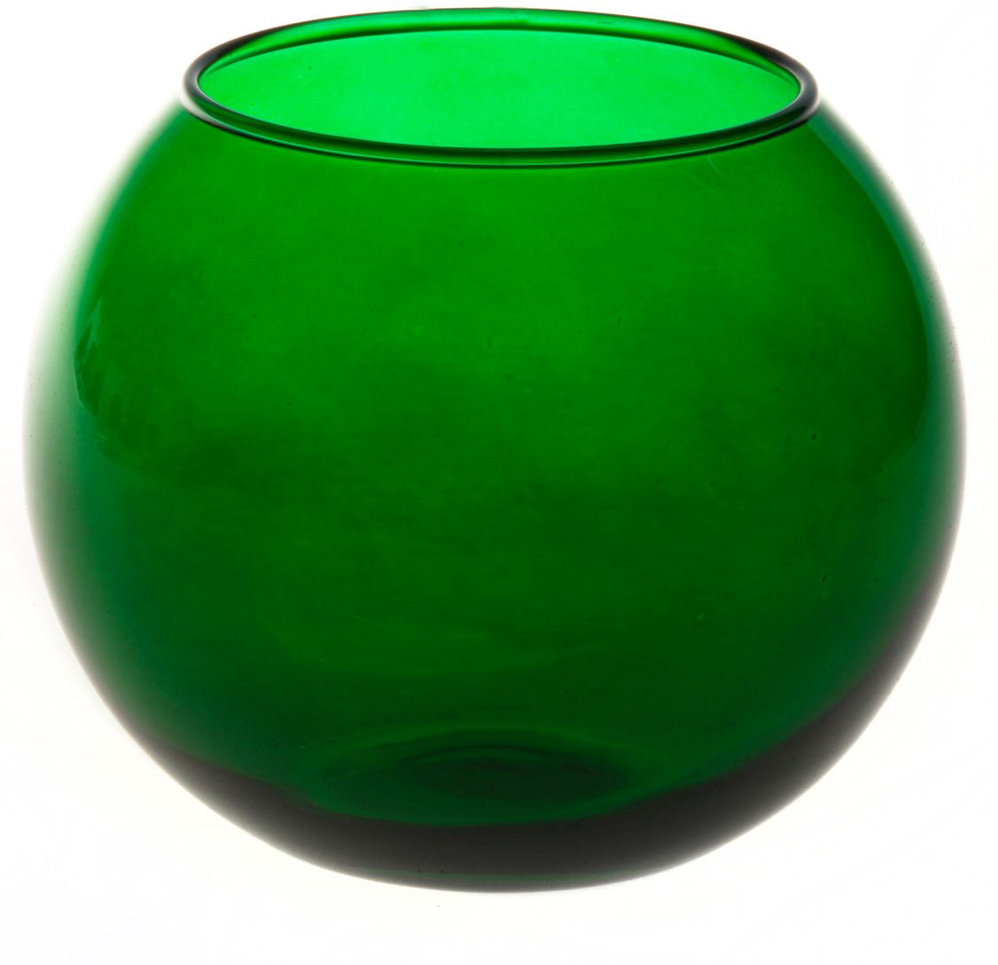 Ваза Workshop Flora, цвет: зеленый, высота 11 см43417GRВаза Workshop Flora, выполненная из натрий-кальций-силикатного стекла, сочетает в себе изысканный дизайн с максимальной функциональностью. Круглая ваза имеет гладкие одноцветные стенки. Она идеально подойдет для мелких цветов. Такая ваза придется по вкусу и ценителям классики, и тем, кто предпочитает утонченность и изысканность. Высота вазы: 11 см.Диаметр вазы (по верхнему краю): 7,9 см.