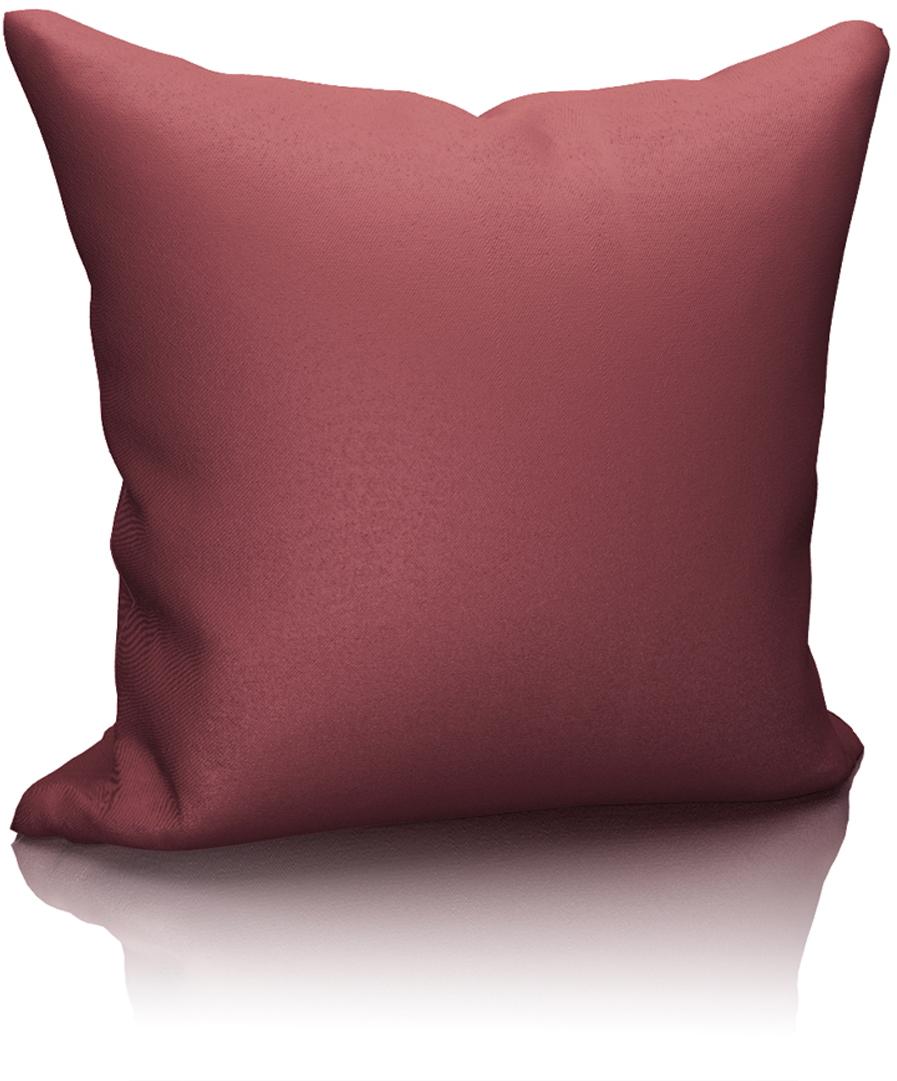 Подушка декоративная KauffOrt Ночь, цвет: малиновый, 40 х 40 см3121908674Декоративная подушка Ночь прекрасно дополнит интерьер спальни или гостиной. Чехол подушки выполнен из прочного полиэстера. Внутри находится мягкий наполнитель. Чехол легко снимается благодаря потайной молнии.Красивая подушка создаст атмосферу уюта и комфорта в спальне и станет прекрасным элементом декора.