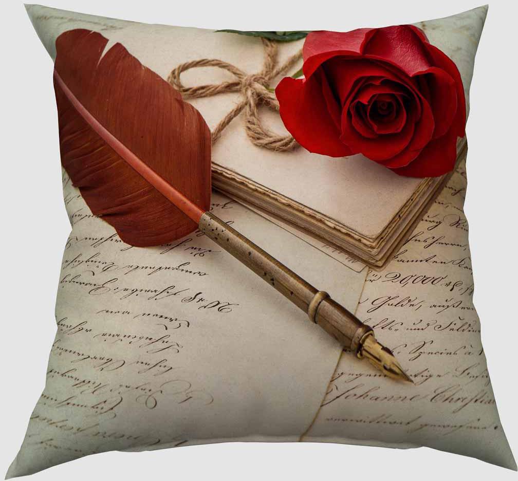 Подушка декоративная Сирень