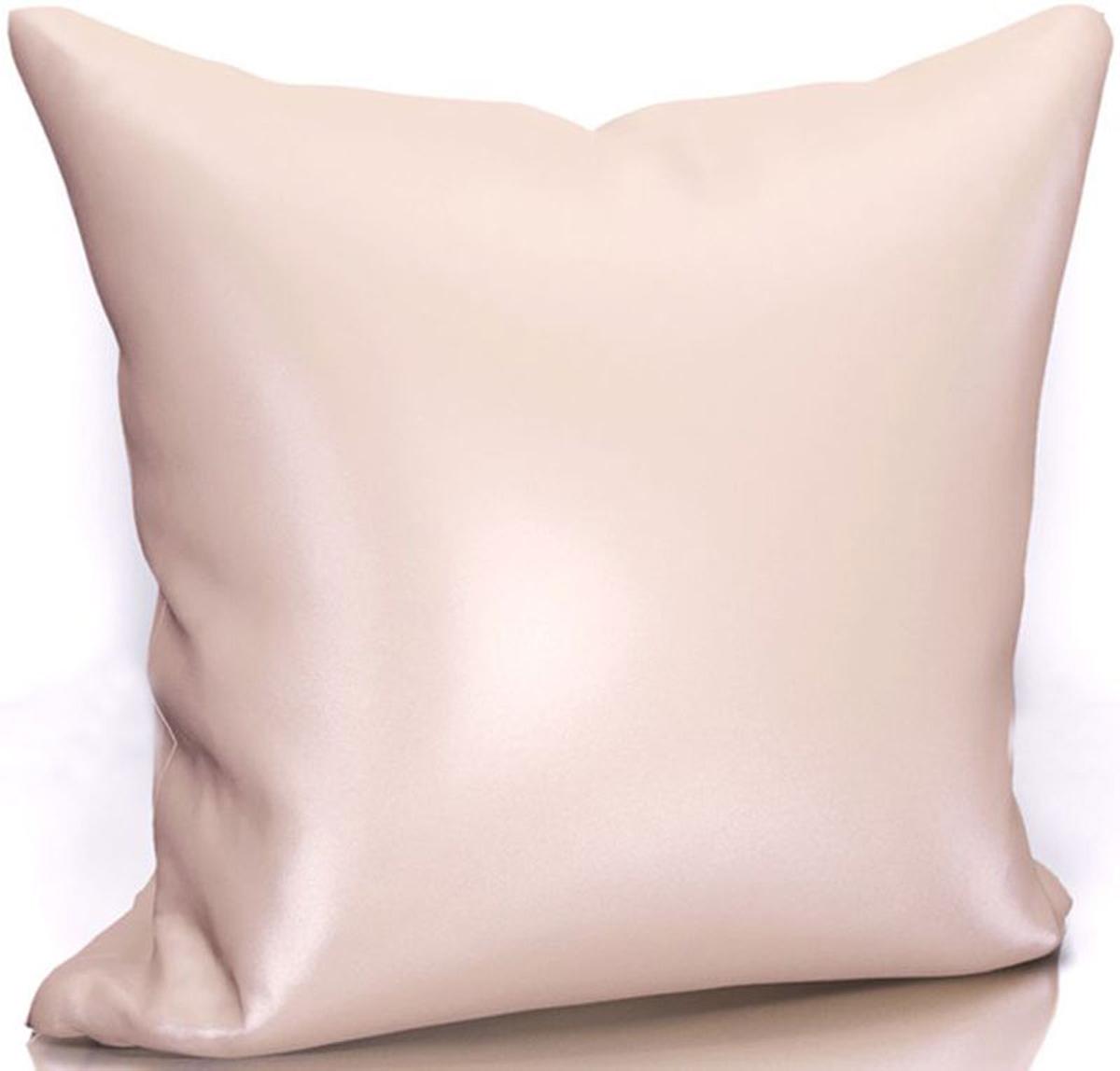 Подушка декоративная KauffOrt Эвелина, цвет: розовый, 40 х 40 см3122301671Декоративная подушка KauffOrt  прекрасно дополнит интерьер спальни или гостиной. Чехолподушки выполнен из сатена (100% полиэстер). Внутри находится мягкий наполнитель.Чехол легко снимаетсяблагодаря потайной молнии.