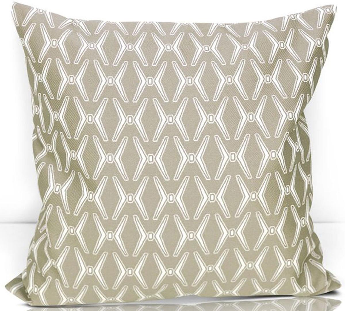 """Декоративная подушка """"KauffOrt """" прекрасно дополнит интерьер спальни или гостиной. Чехол  подушки выполнен из двухстороннего жаккарда (100% полиэстер). Внутри находится мягкий наполнитель.  Чехол легко снимается  благодаря потайной молнии."""