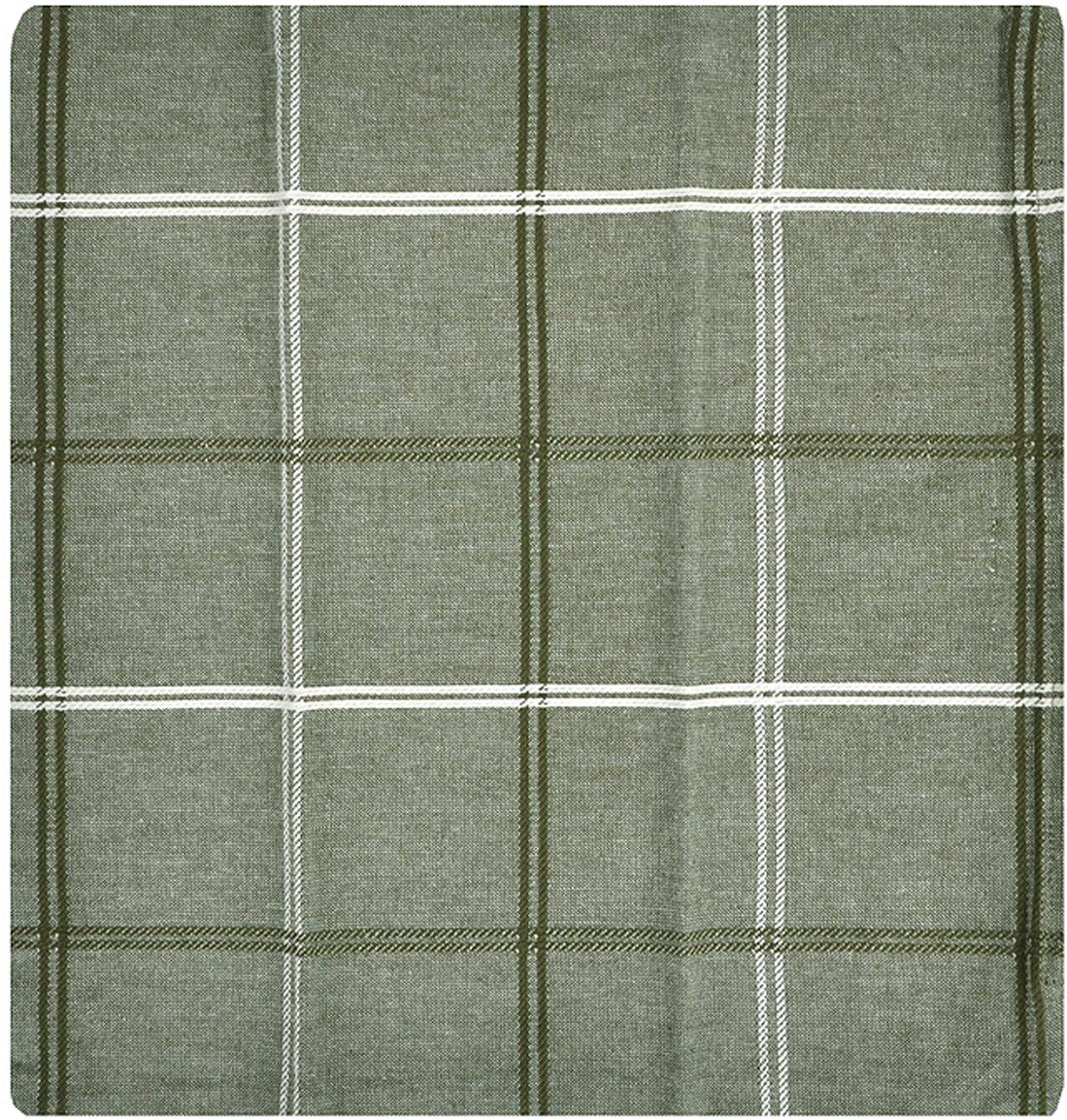 Комплект декоративных наволочек Schaefer, цвет: серый, зеленый, 40 х 40 см, 2 шт. 06707-50106707-501Комплект Schaefer состоит из двух декоративных наволочек, выполненных из натурального хлопка. Изделия серо-зеленого цвета оформлены вышитым клетчатым рисунком. Наволочки застегиваются на боковую застежку-молнию. Хлопок - натуральный гипоаллергенный материал, отличающийся высокой прочностью и износостойкостью.Эти текстильные изделия станут удобным, комфортным украшением вашего дома! Характеристики:Материал: 100% хлопок. Цвет: серый, зеленый. Размер наволочки: 40 см х 40 см. Комплектация: 2 шт. Немецкая компания Schaefer создана в 1921 году. На протяжении всего временисуществования она создает уникальные коллекции домашнего текстиля для гостиных,спален, кухонь и ванных комнат. Дизайнерские идеи немецких художников компании Schaefer воплощаются в текстильныхизделиях, которые сделают ваш дом красивее и уютнее и не останутся незамеченнымивашими гостями. Дарите себе и близким красоту каждый день!