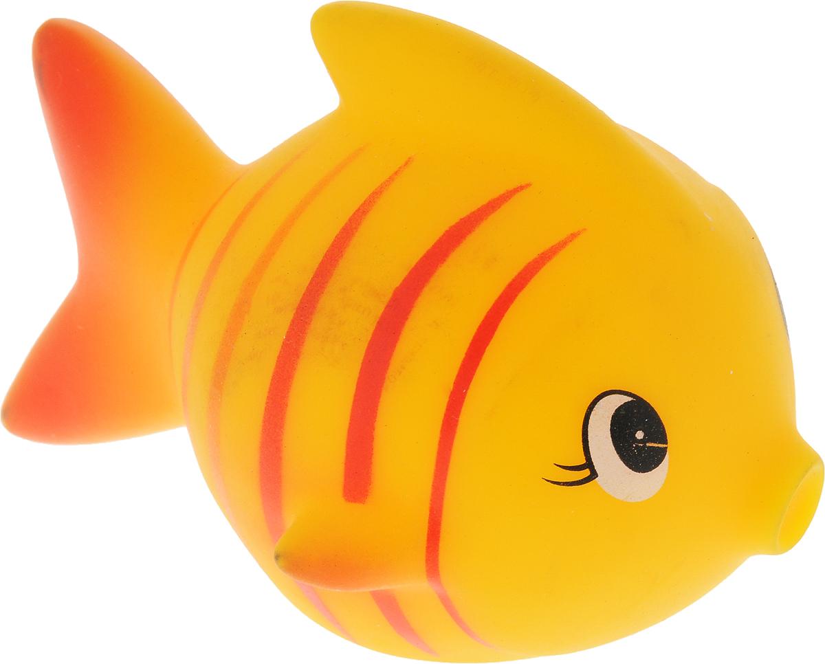 Игрушка для собак Camon Рыбка, цвет: желтый, красный, 10 х 6 х 6,3 смАН301/А_желтый, красныйИгрушка для собак Camon Рыбка выполнена из винила - безопасного и прочного материала. Изделие легко мыть идезинфицировать. Игрушка станет отличным подарком активному питомцу, чьи хозяева заботятся о его здоровье и правильном развитии. Размер игрушки: 10 х 6 х 6,3 см.