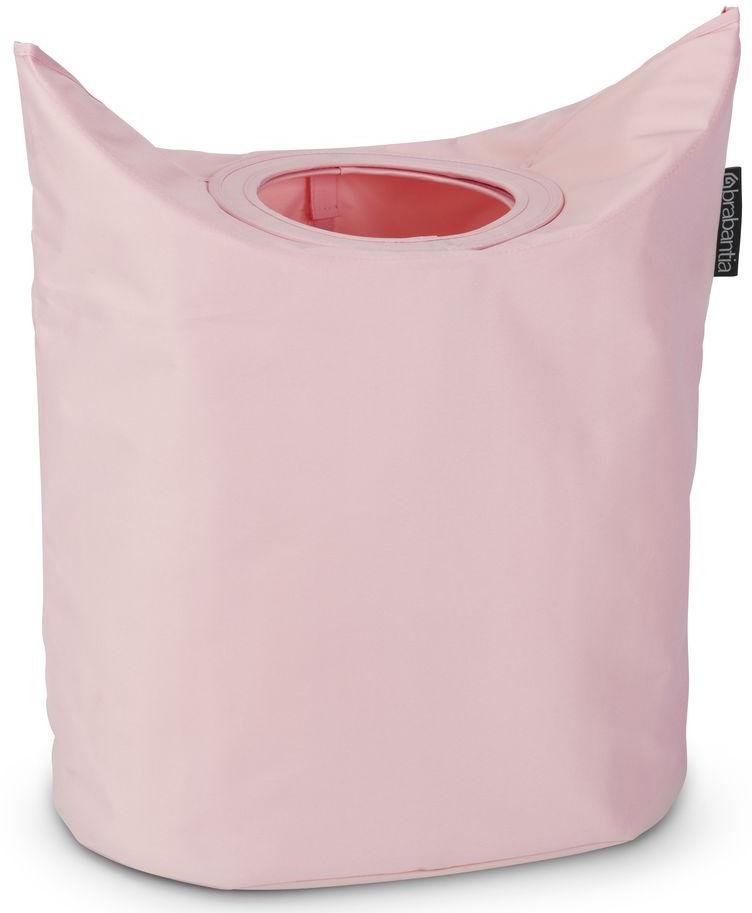 Оригинальная сумка для белья экономит место и превращает вашу стирку в  увлекательное занятие. С помощью складывающихся магнитных ручек сумка  закрывается и превращается в корзину для белья с загрузочным отверстием.  Собрались стирать? Поднимите ручки, и ваша сумка готова к использованию.  Загрузочное отверстие для быстрой загрузки белья просто сложите магнитные  ручки. Большие удобные ручки для переноски. Удобно загружать белье в  стиральную машину - большая вместимость и широкое отверстие. 2 года  гарантии Brabantia.