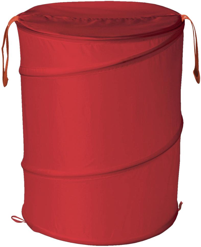 Корзина для белья Artmoon Peppy, складная699430ARTMOON PEPPPY Складная корзина для белья, объем 57Л. Размеры:37O*52 см, , Компактна в сложенном виде. Материал: полиэстер. Упаковка: пленка со вкладышем.