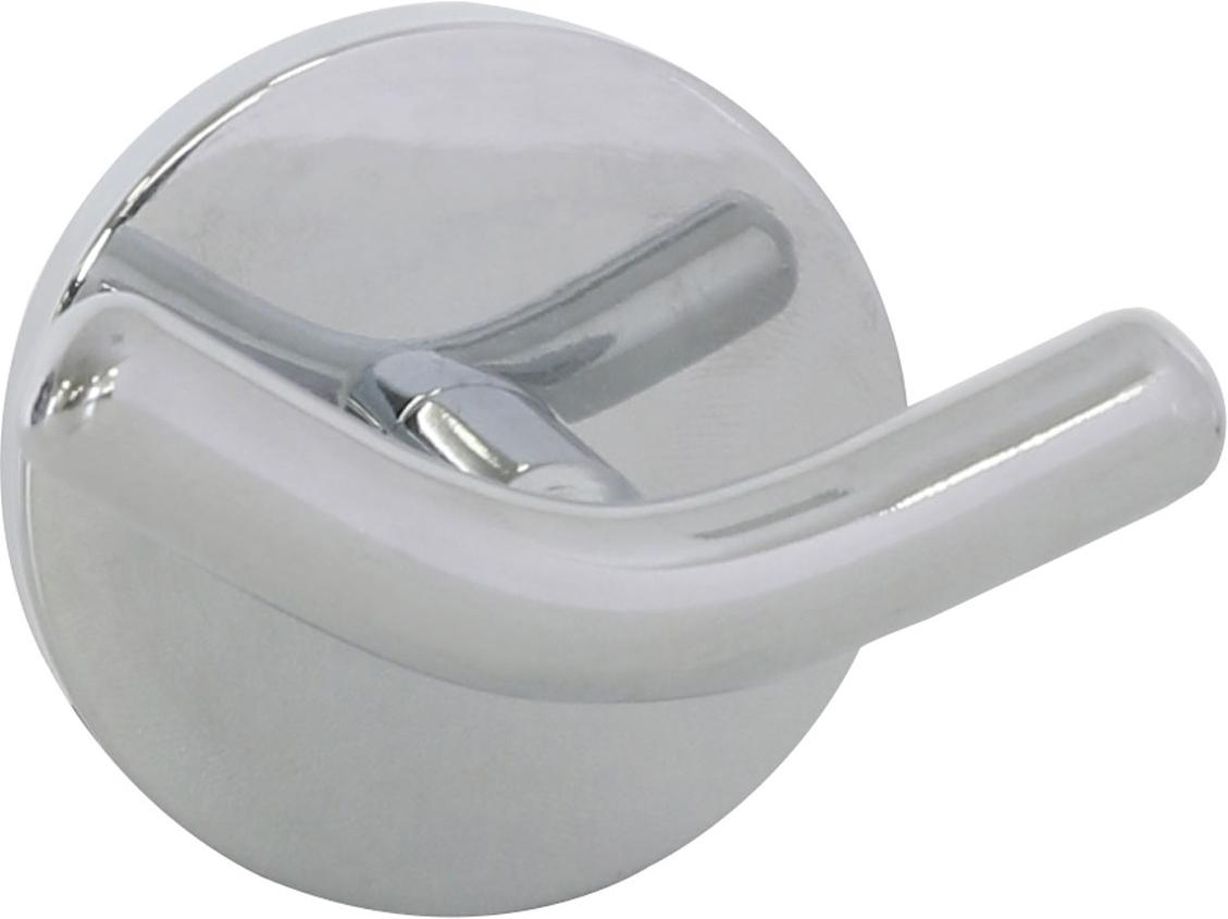 Крючок настенный Axentia Capri, двойной крючок двойной tatkraft mega lock на вакуумном шурупе