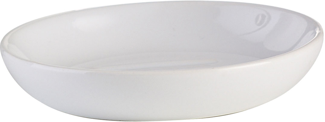 Мыльница Axentia Leandr, диаметр 10,5 см282411Круглая мыльница Axentia Leandr изготовлена из натуральной и элегантной керамики белогоцвета.Мыльница Axentia Leandr прекрасно дополнит интерьер вашей кухни или ванной. Изделиеотлично сочетается с другими аксессуарами из коллекции Leandr. Диаметр мыльницы: 10,5 см. Высота мыльницы: 2,2 см.