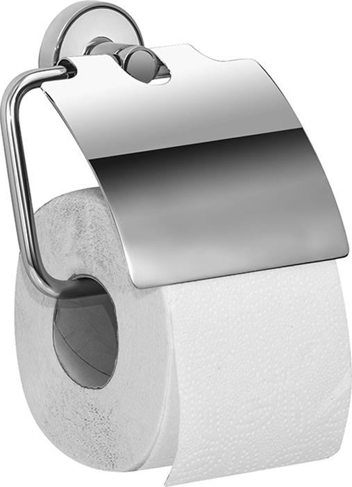 Держатель для туалетной бумаги Iddis Calipso, цвет: хромCALSBC0i43Держатель Iddis Calipso выполнен из высококачественной латуни. Изделие предназначено для удерживания туалетной бумаги. Оно крепится к стене с помощью шурупов. Держатель имеет оригинальный дизайн.